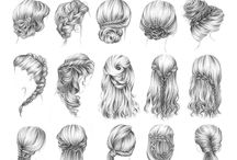 Beautiful Hair Styles or maybe funky and fun Hair