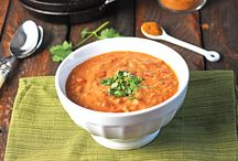 yummm paleo soup / by Mar P