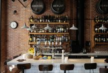 Bar interieur