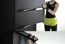 Master Home Gym Interior