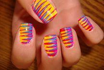 nails / by Madison Richmond