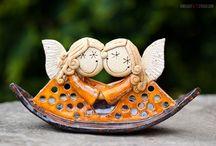 K 003 Engel Keramik