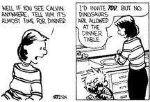 Calvin&Hobbes / Comic