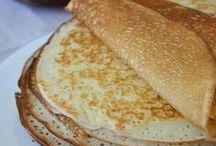 Nuestra receta, grupo 9 STEM1314 ( grupo nuevo) / El plato típico de Rusia. Panqueques o crepés, pero en Rusia, se llama Blini.