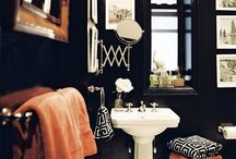 Manly bathroom  / by Sarah Enz