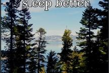 Sleep Better Tips