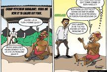 Humour - Afrique