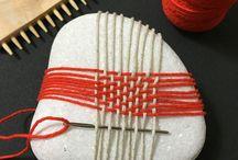 weaving love
