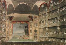 19th London - Theatre & opera