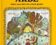 Children's Book Collection / My collection of beloved children's books / by Tarsila Krüse