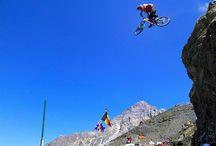Mountain bikes - Action