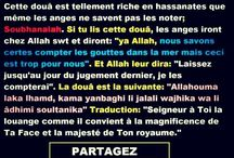 iqra / Sans l'islam je ne serai pas pas où j'en suis.. Alors El Hamdoulilah Allah Akbar Soubhnallah.. fière et heureuse d'être musulmane