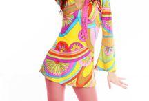 moda años 70