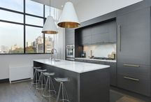 quiirk kitchen / simple kitchens with some added individuality