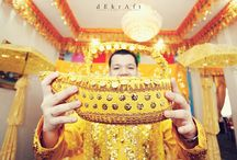 The details of Indonesian Traditional Ceremony