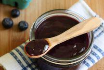 Jelly...Jams...Dips / by Sandi Dubble