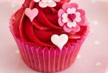 Cupcakes - valentines