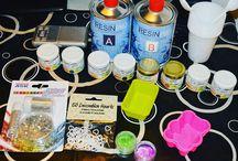 Creazioni in resina