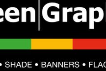 Screen Graphics Africa / Our beautiful printed banners...