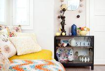 Decorating nooks and corners