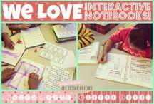 Interactive Notebook Ideas
