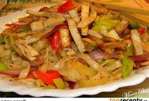 vaření - bezmasá jídla