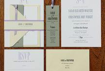 Eaton Cards and Stationery / Personalised and bespoke designer wedding stationery