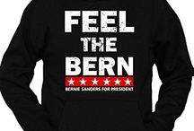 Feel The Bern Hoodie / Feel The Bern Hoodie For Men and Women