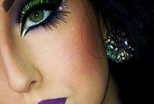 Makeup, Hair & Beauty / Makeup and beauty ideas