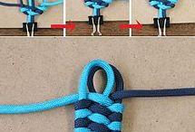 плетение - браслет