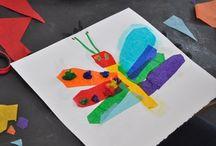 Kunstunterricht 1. Klasse