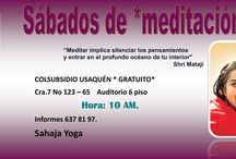 CLASES DE YOGA EN USAQUEN GRATIS / https://www.facebook.com/events/1720289148241049/#