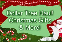 Dollar Tree Hauls!