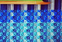 Wonderful Weaving / Patterns, tutorials, looms... it's all here.