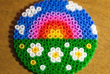 pearler beads pattern