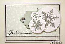 Ideen für Weihnachtskarten