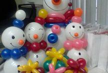 шары новый год