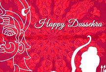 #HappyDussehra