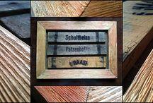 z drewna / Piękne i niezwykłe, stare i pełne historii przedmioty drewniane