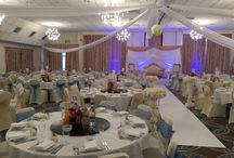 Shaan ceiling draping / http://www.shaanevents.co.uk/ceiling-draping check out more images at the above link.
