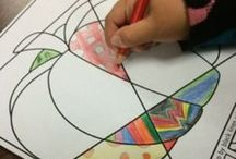 Kids arty projects