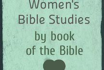 Bible Studies / by Mary Clements