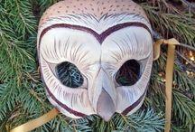 Masks / by Brendan Langley