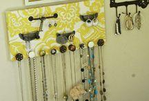 Decorate, Organize / by Megan Eakins