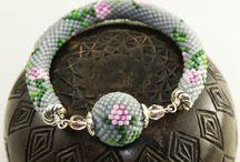 beads crochet / by Imanta Zarina