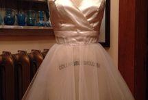 2014 CVAF Apron Collection / Bridal apron