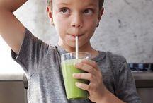 Green smoothies / by Sherri Vokey
