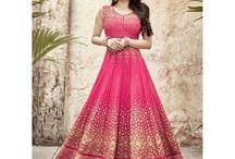 Designer Bollywood Style Dress