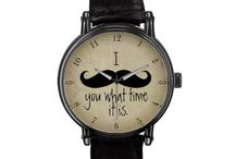 Mustache Gifts and Accessories / Fun gifts and mustache accessories including apparel, jewelry, party favors and more! Great moustache items for men and women who enjoy vintage dapper style and fun facial hair styles.