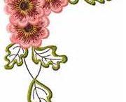Flores de época